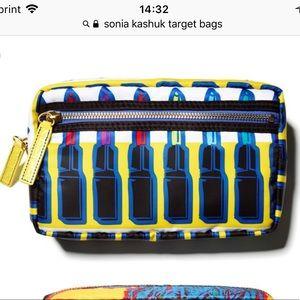 NWT Sonia Kashuk Travel Cosmetic Bag